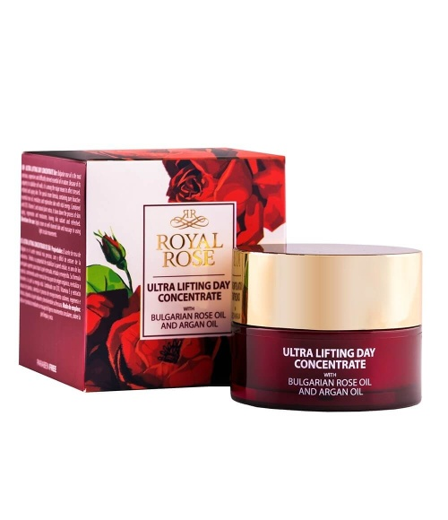 Ultra Lifting Day Concentrate with Bulgarian Rose Oil 40ml