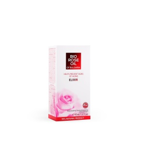 "Helps Prevent Signs Of Aging Elixir ""Bio Rose Oil Of Bulgaria"" 45ml"