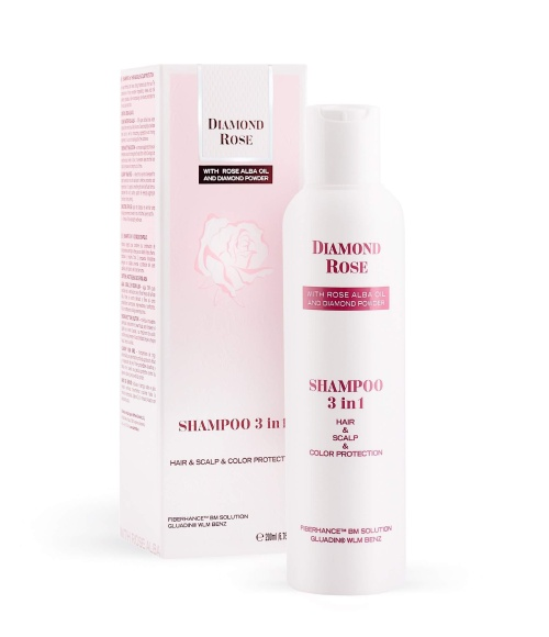 Shampoo 3 In 1 Hair & Scalp with Color Protection 200ml