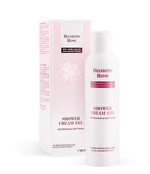 Refreshing Shower Cream - Gel 200ml