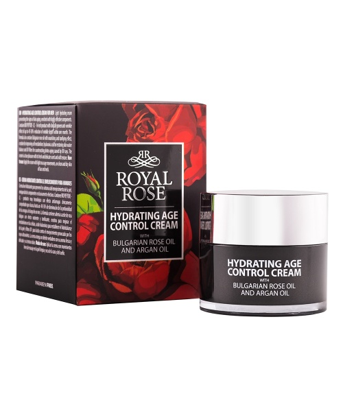 """Hydrating age control cream for men """"Royal Rose"""""""